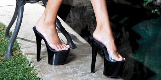 7 Inch Heels, Stripper Shoes beSexy.net