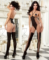 0210 Dreamgirl Open cup bodystocking