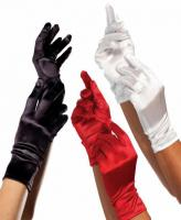 2B Leg Avenue, satin wrist lenght gloves