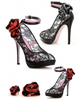 5015 Flor Leg Avenue Shoes