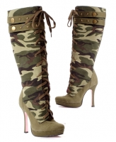5025 Sergeant Leg Avenue Shoes