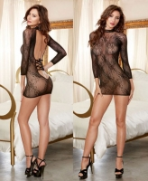 10145 Dreamgirl sexy black lace