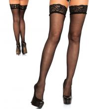 1946 Leg Avenue Lace top sheer thigh highs