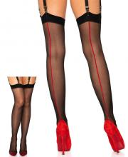 1947 Leg Avenue sheer back seam stockings