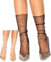 3047 Leg Avenue sheer anklet socks