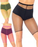 8882 Leg Avenue Industrial Net biker shorts