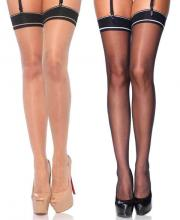 9997 Leg Avenue Spandex sheer stockings