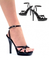 M-Gigi Ellie Shoes, 5 inch high heels Fetish stiletto Platform shoes
